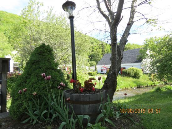 Gardens - Picture of Glenora Inn & Distillery, Mabou - TripAdvisor