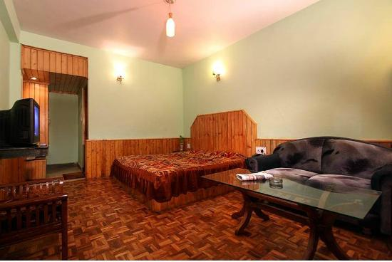 Hollywood Hotel: deluxe room