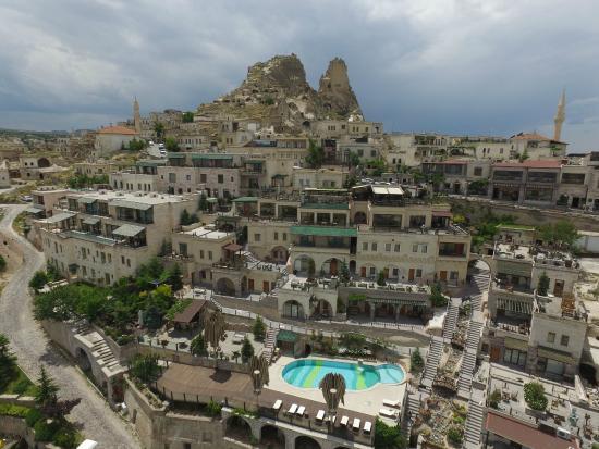 Cappadocia Cave Resort & Spa : Exterior View