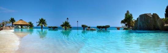 Gran Hotel Las Fuentes: Nueva piscina Infinity