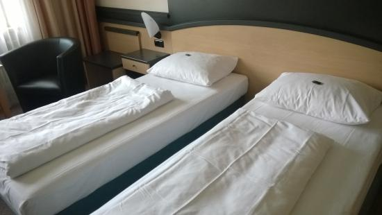 Privat Hotel Riegele: Bed