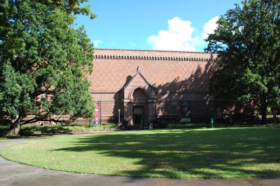 Eugene, Oregón: Museum