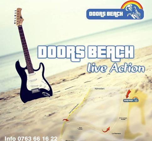 Doors Beach
