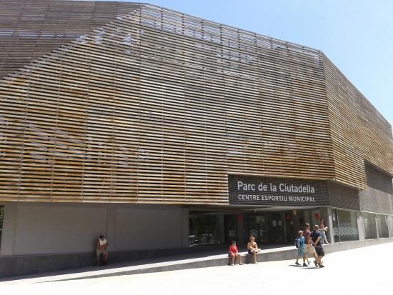 Parc de la Ciutadella Centre Esportiu Municipal