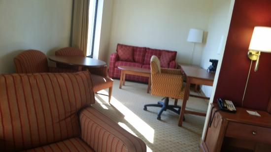 Hampton Inn Reading/Wyomissing: Bedroom Part 2