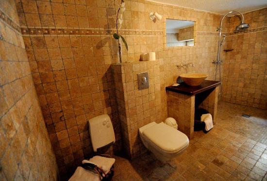 Domaine du Majastre : Salle de bain