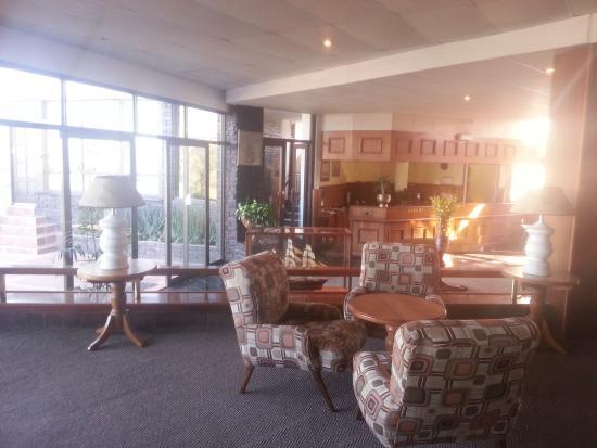 Cutty Sark Hotel: Lounge Area
