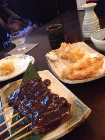 Echigohegisoba Isshin: 美味