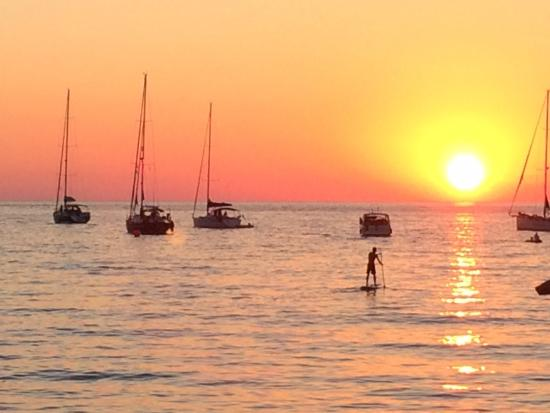 Hotel Campese: Il tramonto