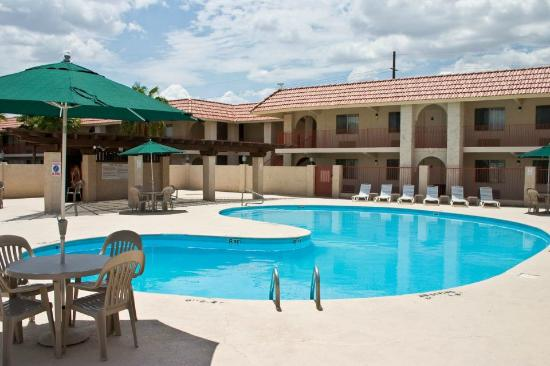 Quality Inn & Suites: Outdoor Heated Pool