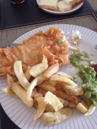 Fish and Chips at 149
