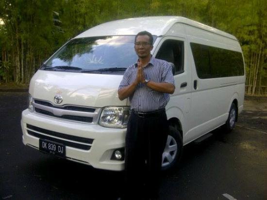Bayu Bali Driver - Day Tour