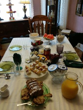 Gouverneur, estado de Nueva York: Breakfast