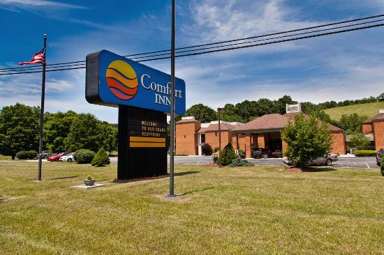 Comfort Inn Bluefield
