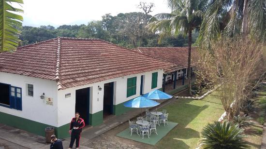 Hotel Fazenda Villa-Forte : bar da sinuca