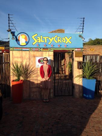 SaltyCrax Backpackers / Surflodge รูปภาพ