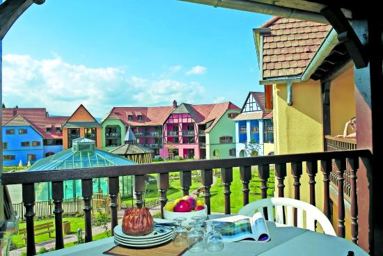 Pierre vacances residence le clos d 39 eguisheim updated - Residence les jardins d alsace strasbourg ...