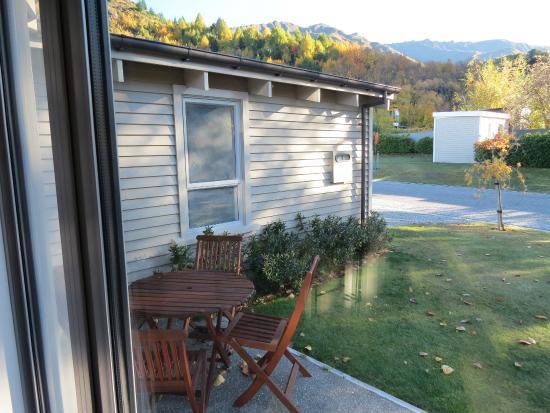 Arrowfield Apartments: Terrace