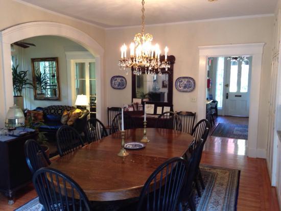 Marshall Slocum Inn: Une guest house charmante et très bien située