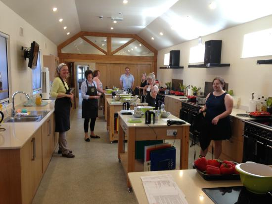 Fabulous Kitchen Setup Picture Of The Yorkshire Wolds Cookery