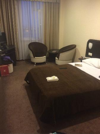 Forum Hotel: Номер