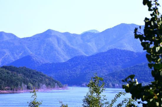 Zunhua, Cina: scenery on the way
