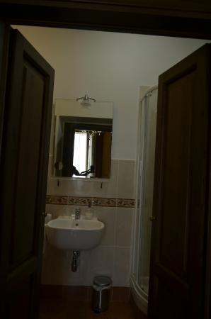 Beatrice B&B: banheiro quarto Apollo