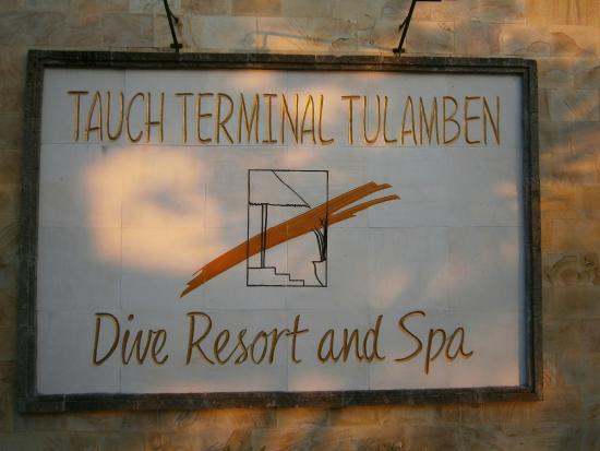 Tauch Terminal Resort Tulamben & Spa: Tauch