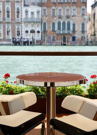 The Gritti Palace, A Luxury Collection Hotel : Table for two -  Riva Lounge