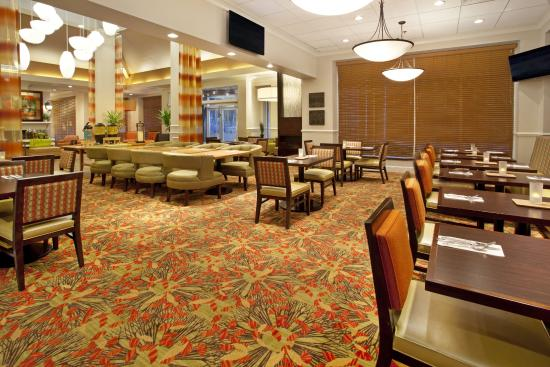 Hilton Garden Inn Birmingham SE/Liberty Park : Lobby Seating