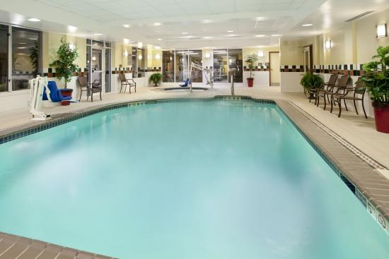 Hilton Garden Inn Birmingham SE/Liberty Park : Indoor Pool