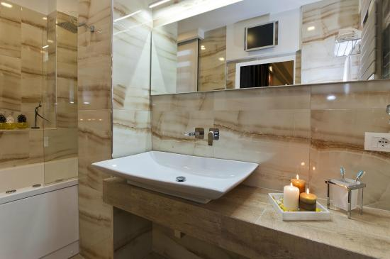 Junior Suite con Terrazza - Picture of Terrazza Marco Antonio Luxury ...