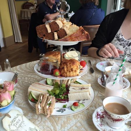 Tea Room Brigg