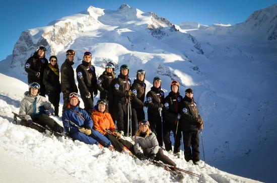 European Snowsport Zermatt Ski School: Team Zermatt