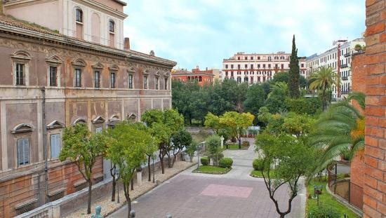 Suite Presidenziale con jacuzzi privata in terrazza - Picture of ...
