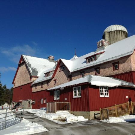 Canada Agriculture and Food Museum: The Main Barn