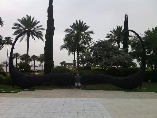 Doo's Amazing Tours: #dalistache at the Dali Museum in St. Petes