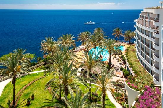 Lti Pestana Grand: Views from hotel