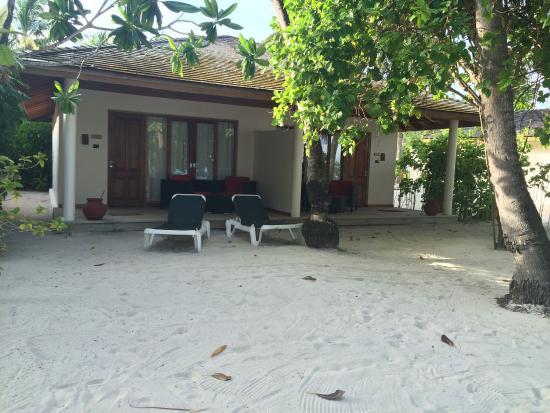 Garden Villa Picture Of Vilamendhoo Island Resort Spa