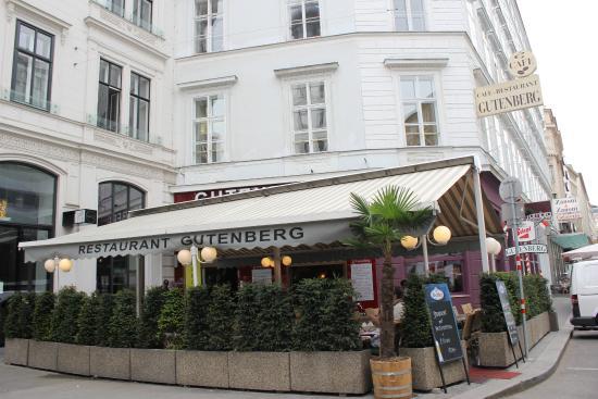 Restaurant Gutenberg
