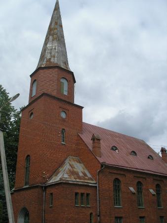 Petrovskaya Church