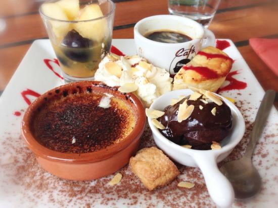 Captain Resto : Le café gourmand