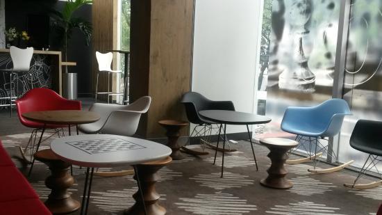 Ibis Guadalajara Expo : Sala de espera