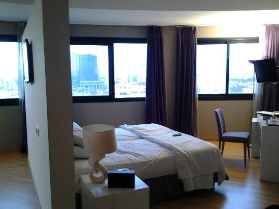 Hotel Liberte : Suite de frente