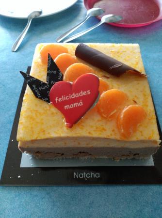 Pastel Dia De La Madre Picture Of Natcha Barcelona Tripadvisor