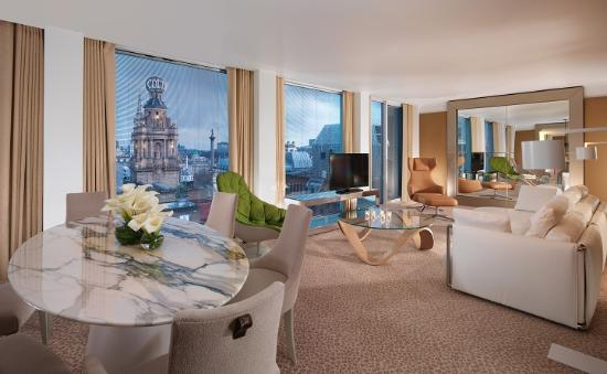 St Martins Lane London Hotel : Penthouse