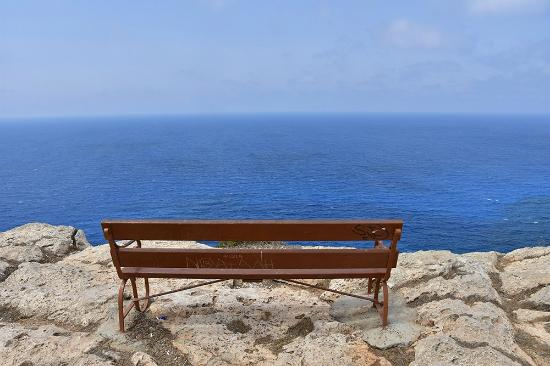 Cape Greco View Top Point