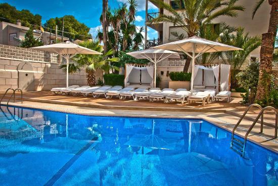 BQ Carmen Playa Hotel: Pool