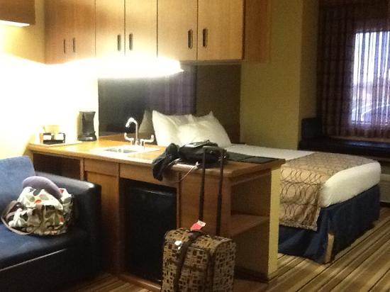 Baymont Inn & Suites Las Vegas South Strip: My room