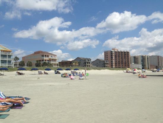 Best Western Ocean Sands Beach Resort Reviews